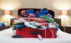 Over-packed Items