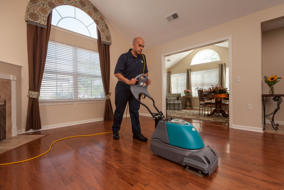 Wood Floor Cleaning in Atlanta